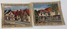 Set of 2 The British Collection Kinetic KT 43 & KT 45 Needle Point Craft