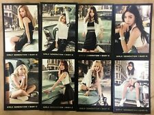 SNSD Girls' Generation Official Casio Baby-G Postcard Card New Taeyeon Yoona