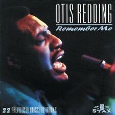 OTIS REDDING - REMEMBER ME  CD  22 TRACKS INTERNATIONAL POP  NEU