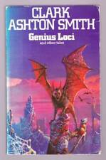 Genius Loci And Other Tales by Clark Ashton Smith - 1974 Uk Panther paperback