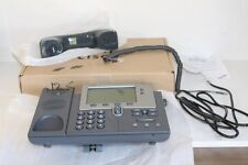 CISCO IP PHONE .. CP-7942G / 7942G VOiP POE SIP SCCP  .. Occasion