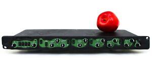 Focusrite Green VoiceBox Preamp Equalizer Compressor Channelstrip + /GEWÄHR/