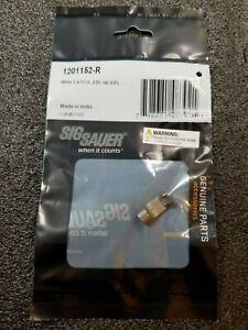 SIG SAUER P220 NICKEL MAG CATCH NEW IN WRAPPER