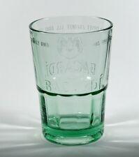 Bacardi Mojito Glas Gläser mit Logo und Schriftzug Relief 2/4cl - ca. 36cl