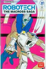 Robotech: the Macross saga # 10 (états-unis, 1986)