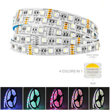 5M SMD RGBW RGBWW 5050 60LED/M 300LEDs Waterproof / Non-Waterproof Strip Light