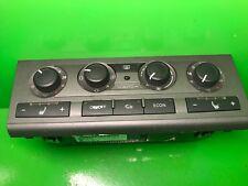 Audi A6 C6 A/C CLIMATE CONTROL PANEL UNIT 4F1820043G 4F0910043  5HB008834-31