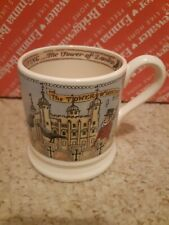 Emma Bridgewater Tower of London Half Pint Mug. New.1st Quality.