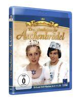 Drei Haselnüsse für Aschenbrödel - DEFA-Märchen (1973) - Filmjuwelen BLU-RAY