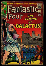 1966 Marvel Fantastic Four #48 GD/VG
