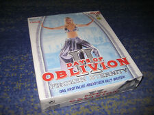 Days of Oblivion II 2 Frozen Eternity Orion sexy adv. PC primera edición box Neuw