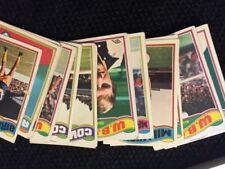 Aston Villa Football Trading Cards 1977-1978 Season