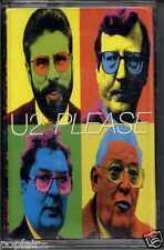 U2 - PLEASE / DIRTY DAY (JUNK DAY) 1997 UK CASSINGLE BONO THE EDGE LARRY MULLEN