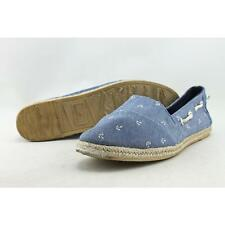 Flat (0 to 1/2 in.) Canvas Espadrilles for Women