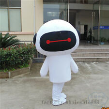 Advertising Promotion New TH Robot Mascot Costume suits Facny Dress Adults Size