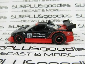Hot Wheels LOOSE Car Culture 2016 Race Day ACURA NSX Advan w/Real Riders
