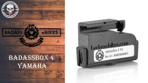 badassBox 4 Yamaha E-Bike Tuning Pedelec Tuning Ebike Tuning Chip