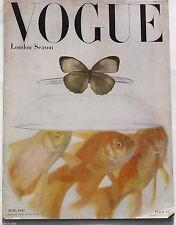 June Vogue Antiques & Collectables Magazines