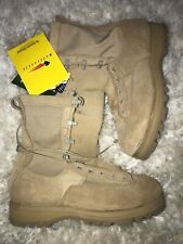 New Belleville Waterproof Temperate Flight US Army Air Force 790 G Goretex Boots