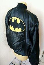 Vintage BATMAN 1989 XL Jacket By FunStuff Mint Super Hero Gotham Dark Knight !