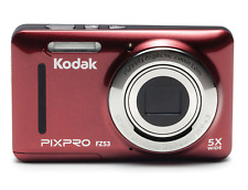 Kodak PIXPRO Friendly Zoom FZ53-RD 16MP Digital Camera with 5X Optical Zoom and