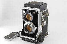 【 Excellent +++!! 】 Mamiya C3 Professional w/ 105mm F/3.5 TLR from Japan #2002