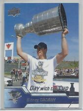 16-17 UPPER DECK DAY WITH THE CUP #DC1 SIDNEY CROSBY SP PENGUINS READ DESC.