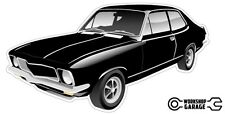 Holden LJ Torana GTR XU-1 2Door - Black