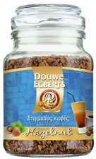 DOUWE EGBERTS INSTANT COFFEE COLD OR WARM WITH FLAVOUR ROASTED HAZELNUT 100gr