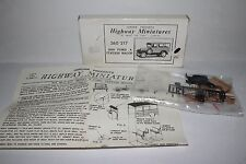 JORDAN PRODUCTS HIGHWAY MINIATURES #360-217 1929 FORD MODEL A WAGON HO SCALE