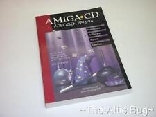 Amiga Cd årbogen 1993-1994 ~ softback Libro (Dansk & Norsk) ~ Commodore