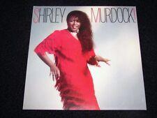 Shirley Murdock Elektra Murdock! Rare Vintage Promo Album Flat '86 Double Sided