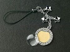 Photo Jewelry Cell Phone Charms Silver Plated Crystal Star Dangle Free Shipping