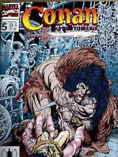 CONAN L'Avventuriero n°5 1995 ed. Marvel Italia [G.174]