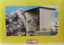 BRAWA 6340 Spur H0 Bausatz Nebelhornbahn