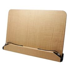 Portable Wood Book Holder Notebook Stand Reading Folding Desk Bookholders O.101