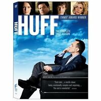 Huff : The Complete First Season (DVD, 2006, 4-Disc Set)