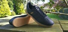 Adidas Originals Gazelle Trainers Black Leather  BNIB Sizes UK 11 EU 46  Item 9