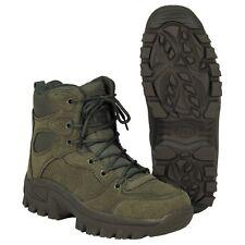 MFH Commando Stiefel oliv 40 - 46 Wanderstiefel Einsatzstiefel Outdoorschuhe