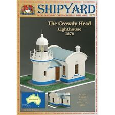 Shipyard 56: phare Crowdy Head 1:87 (HO)