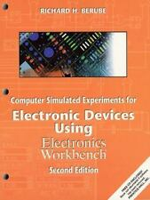 Computer Simulated Experiments for Electronic Devices Using Electronics