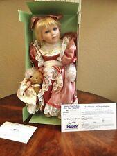 Seymour Mann Connoisseur Collection Dolls Porcelain Doll