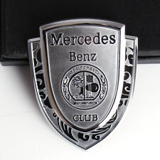 Silver AFFALTERBACH AMG Club Car Body Rear Emblem Sticker for C E S G Series