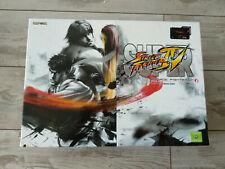 Coffret Super street fighter IV 4 (fight stick arcade Mad Catz ) Xbox 360 FR