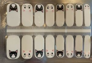 Cat Nail Strips/stickers/wraps