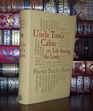 Uncle Tom's Cabin by H.B. Stowe Unabridged Deluxe Soft Leather Feel Edition