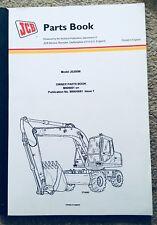 Escavatore JCB manuale parti di ricambio per JS200W CON RUOTE-NUOVO