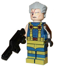 **NEW** LEGO Custom Printed - CABLE - Marvel Universe X-Men Minifigure