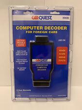 Fits Nissan 1980 1995 Handheld Car Diagnostic Scanner Tool Code Reader Obd1