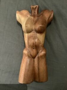 Carved Wooden Sculpture